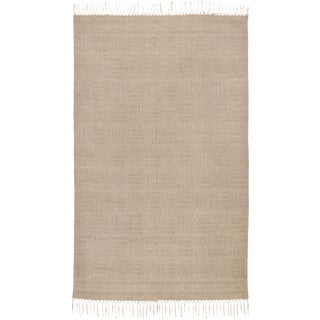 """Mid 20th Century Finnish Flat Weave Rug - 6'1"""" X 9'8"""" For Sale"""