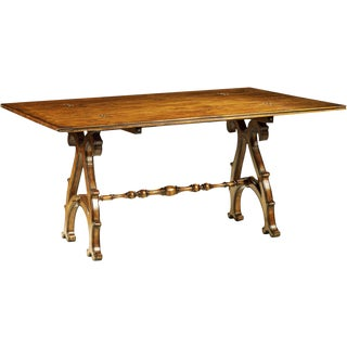 Scarborough House Rustic Dining Table For Sale