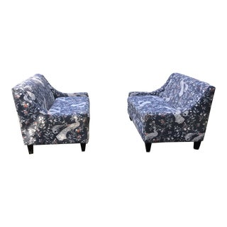 Fusion Furniture Loveseats- a Pair For Sale