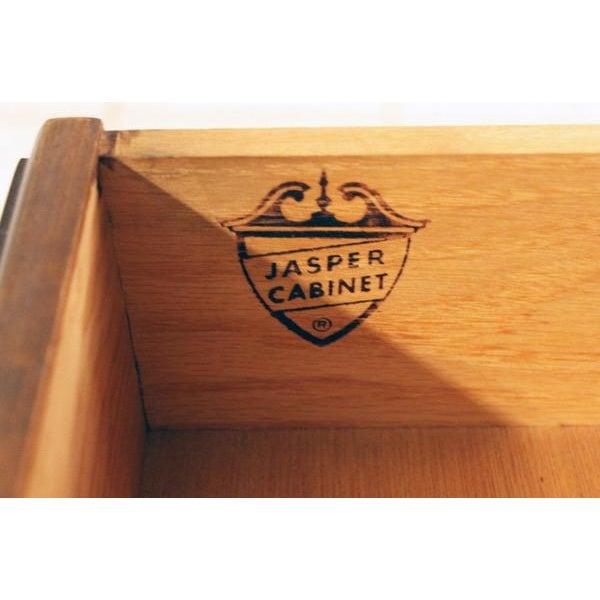 Vintage Jasper Cabinet Co. Secretary Desk | Chairish