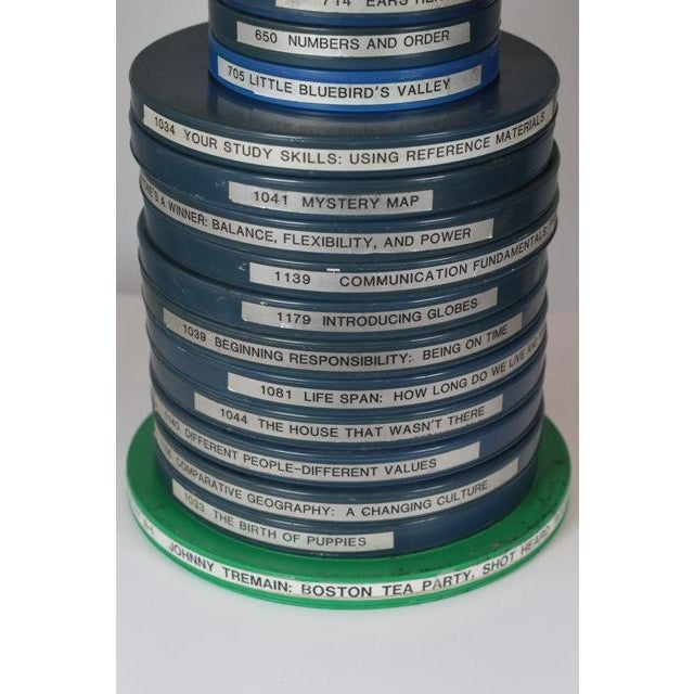 Vintage Educational 16mm Movie Collection For Sale - Image 5 of 6