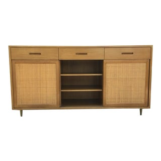 Edward Wormley for Dunbar Mid-Century Modern Credenza For Sale