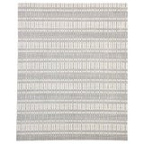 Image of Transitional Gray Area Rug - 8′ × 9′11″ For Sale