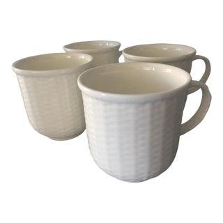 Wedgwood Nantucket Coffee Mugs - Set of 4