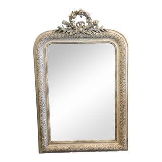 19th Century Antique Louis Philippe Mirror For Sale