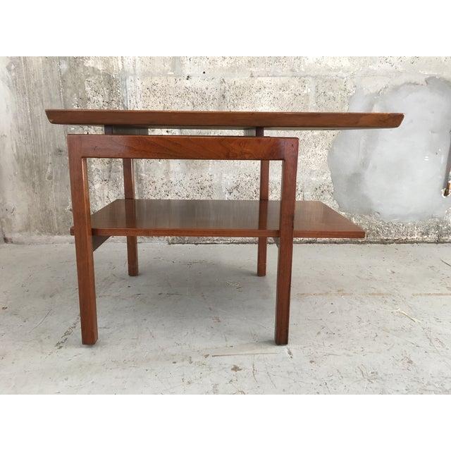 Vintage Jens Risom End Table - Image 4 of 7