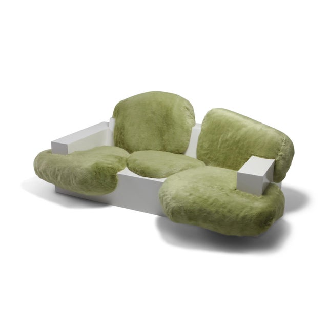 Pillow Couch by Schimmel & Schweikle From the CrossFit Collection For Sale - Image 9 of 9