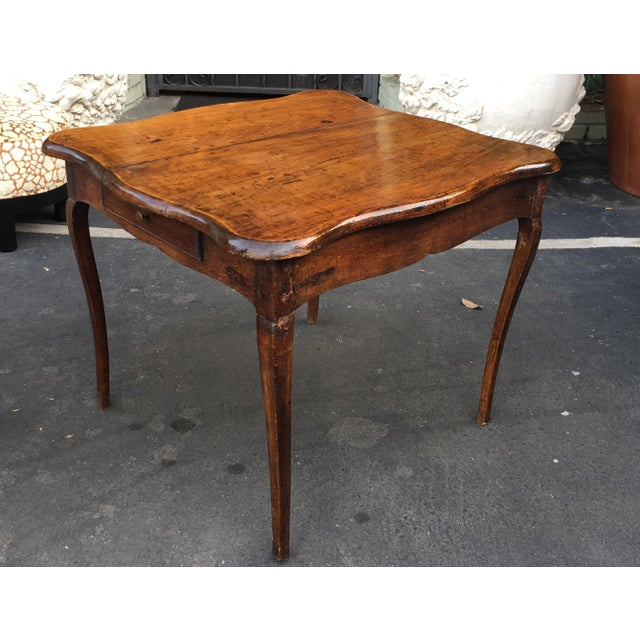 Antique 18th Century French Country Table - Image 5 of 7