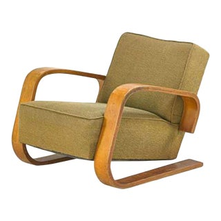 Early 20th Century Alvar Aalto Tank Chair For Sale