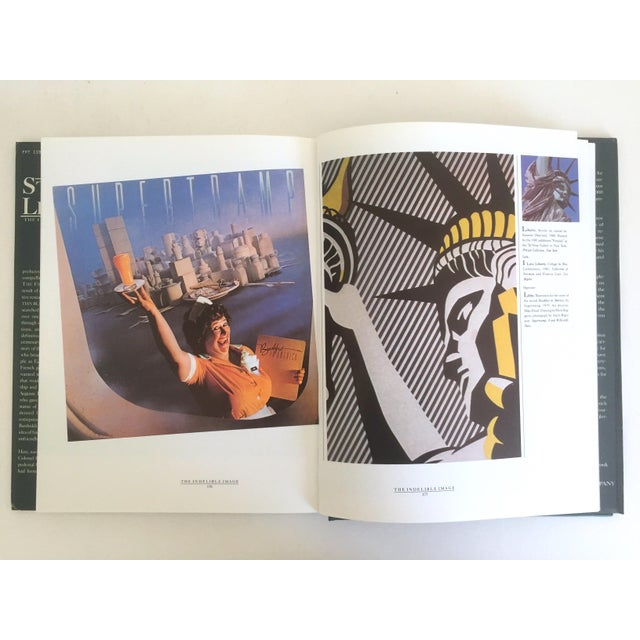 """ Statue of Liberty the 1st 100 Years "" Vintage 1985 Architecture Heritage Large Collector Book For Sale - Image 4 of 11"