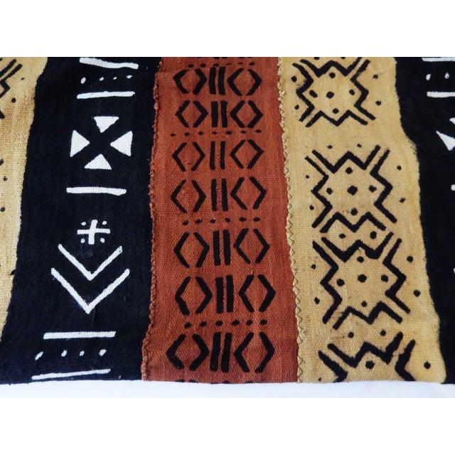 Mali Mud Cloth Textile - Image 3 of 7