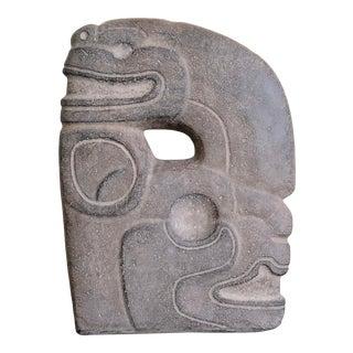 Mayan Hacha Ax Head Alva Museum Replicas For Sale