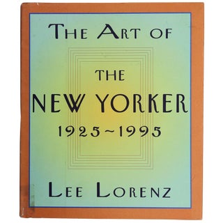 The Art of the New Yorker, Book For Sale
