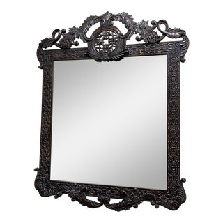Tuscan Style Wall Mirror For Sale