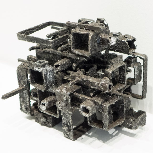 """2010s James Bearden """"Dwelling Box"""" Sculpture For Sale - Image 5 of 10"""