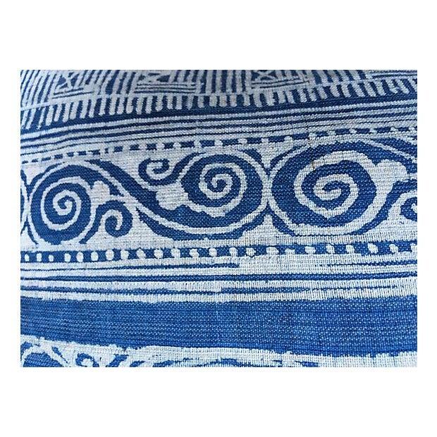 Batik Textile Pillow - Image 3 of 6