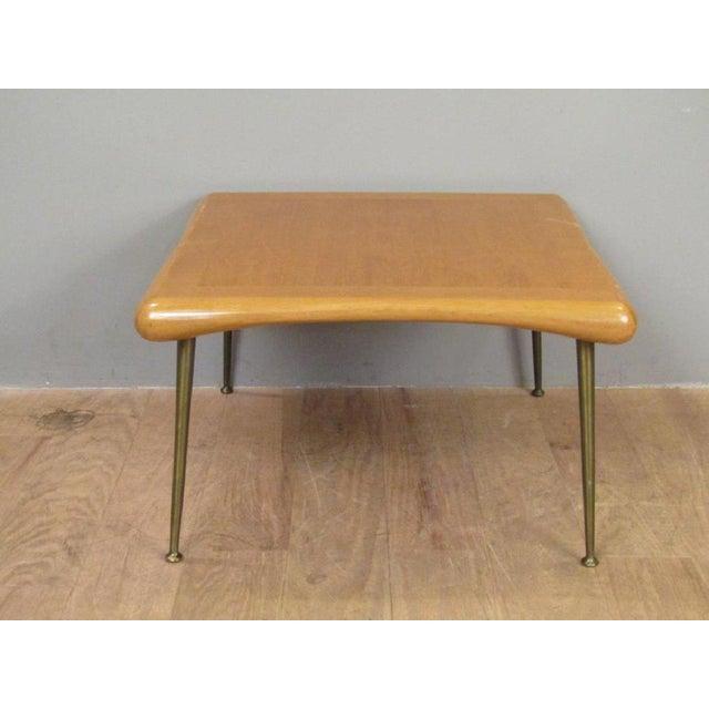 Mid-Century Modern Robsjohn-Gibbings for Widdicomb Coffee Table For Sale - Image 3 of 6