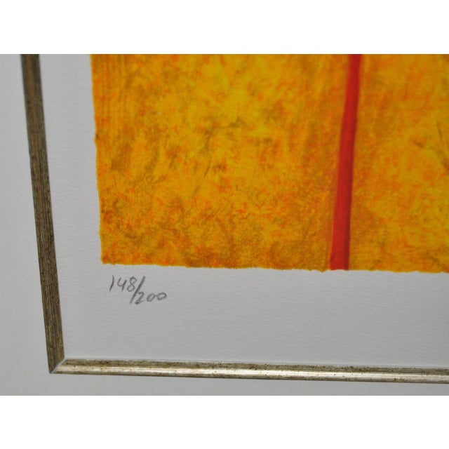 Graciela Rodo Boulanger Signed & Numbered Lithograph c.1980 - Image 6 of 9