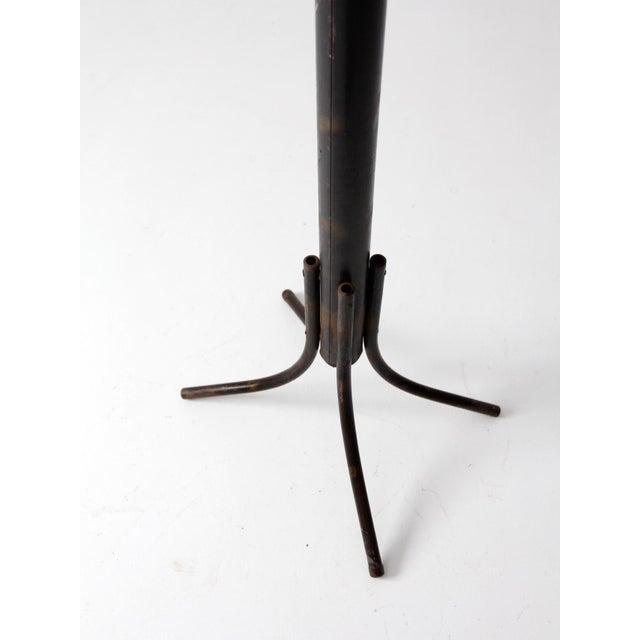Metal Standing Coat Rack - Image 5 of 7