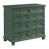 Image of James Chest of Drawers, Dakota Shadow For Sale