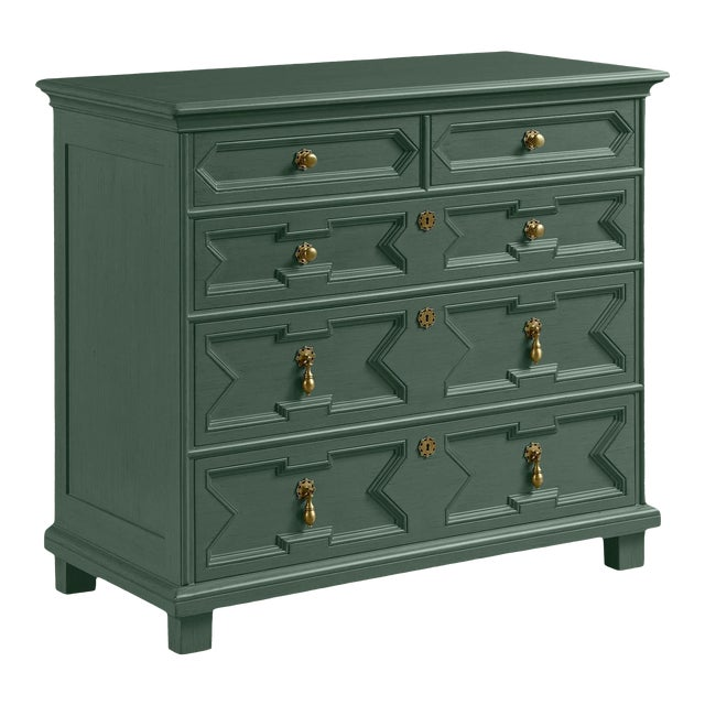 James Chest of Drawers, Dakota Shadow For Sale