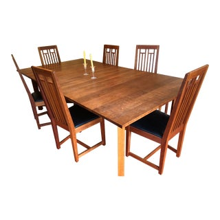 Thomas Moser Dining Set For Sale