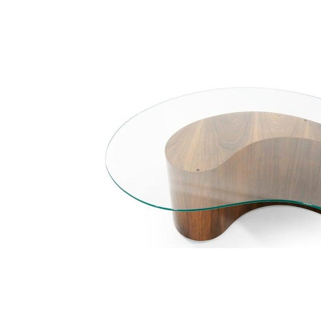 Vladimir Kagan Apostrophe Coffee Table, 1950s For Sale - Image 12 of 13