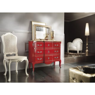 Genus Mobili Italian Solid Cherry Chest Preview