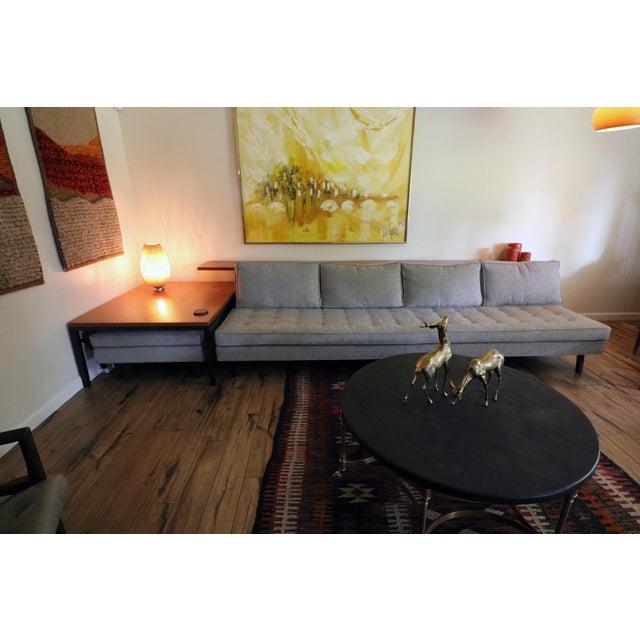 Vintage Restored Harvey Probber 4-Piece Sofa Set - Image 6 of 11