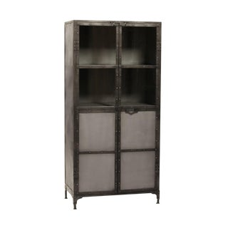 Industrial Metal Cabinet For Sale