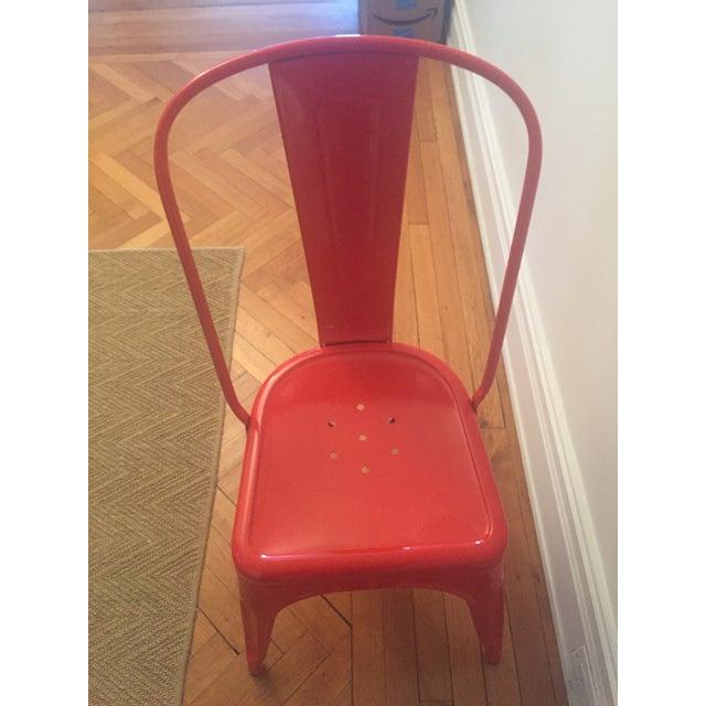 tolix marais chairs set of 5 chairish