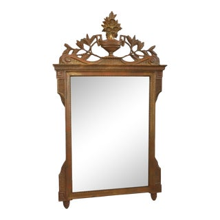 20th Century French Grand Gilt Mirror From Waldorf Astoria For Sale