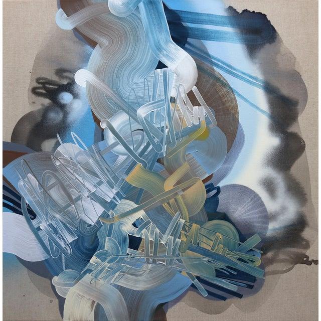 """Crestfallen"" Original Artwork by Dana Oldfather For Sale - Image 10 of 10"