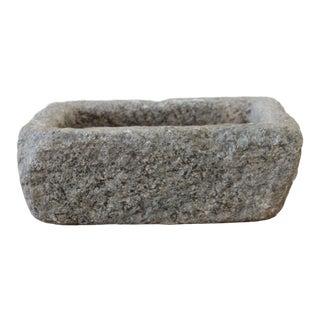 Vintage Stone Mortar For Sale