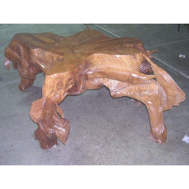 Marlin Table Base - Image 3 of 7