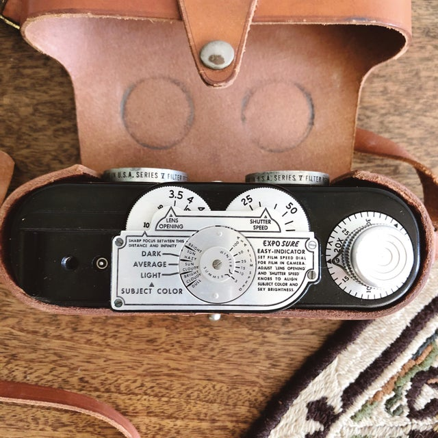 Vintage View-Master Personal Stereo Camera For Sale - Image 4 of 9