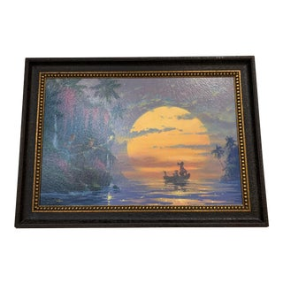 """""""Hook Discovered"""" Painting by James Coleman For Sale"""