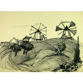 Jean Baptiste Grancher, Windmills For Sale