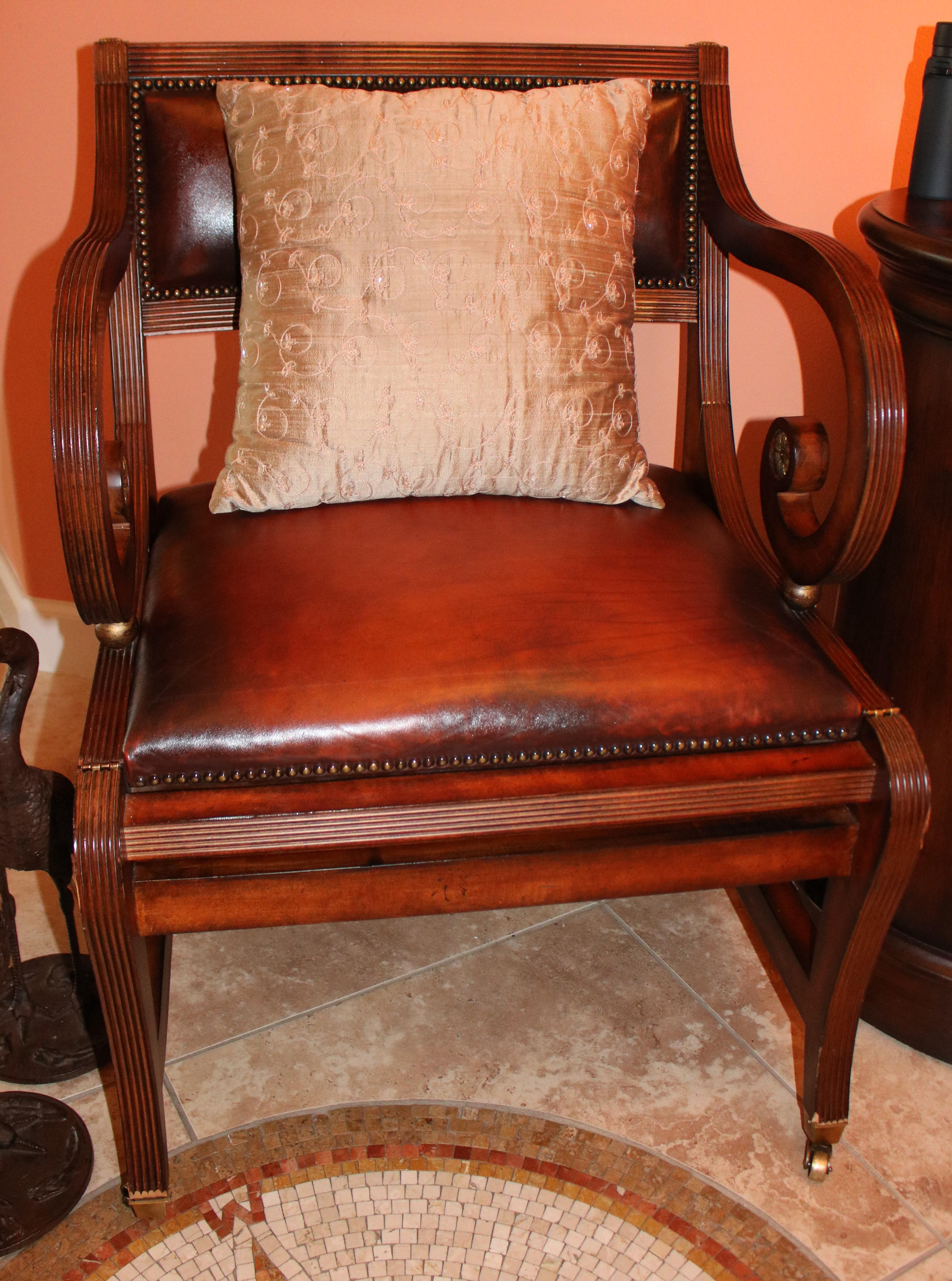 This Chair Is From Councill Craftsman Maker Of High Quality Furniture That  Is Hand Made.