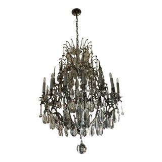 Contemporary Speer Dining Room Chandelier For Sale