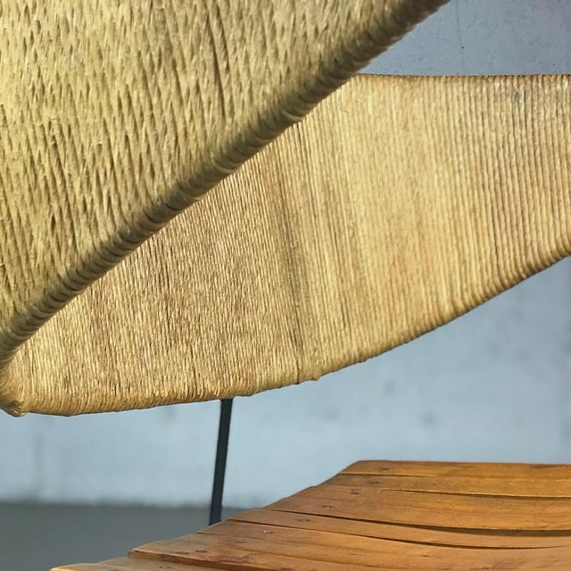 Raymor Exceptional 1950's Mid Century Modern Lounge Chair by Arthur Umanoff for Shaver Howard & Raymor For Sale - Image 4 of 13