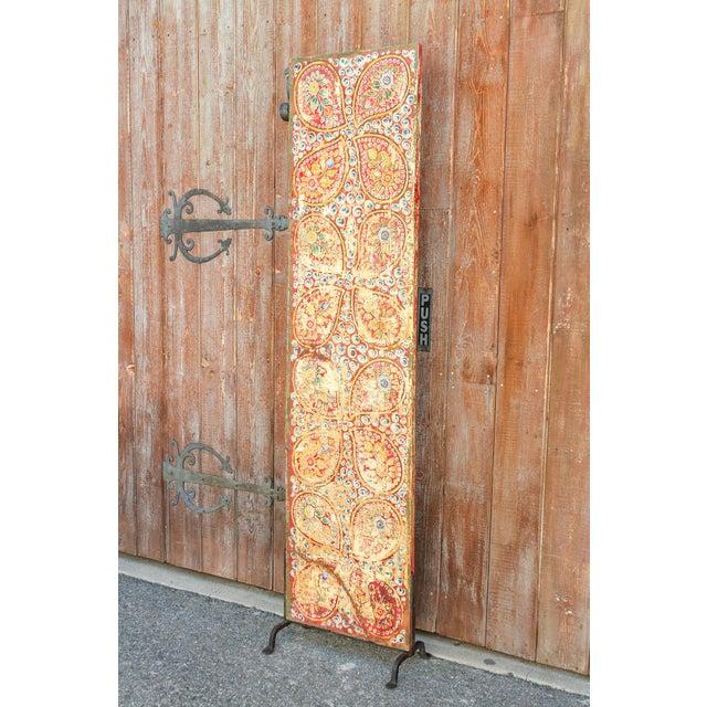 Antique Kunchen Tibetan Door For Sale - Image 9 of 11