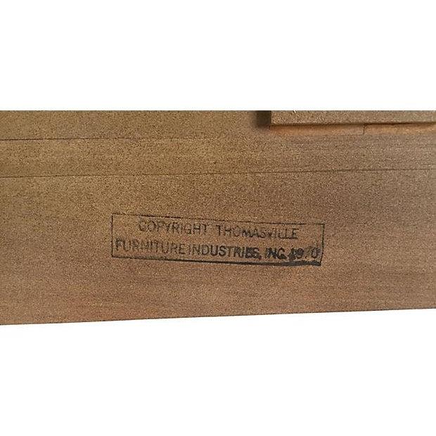 Thomasville Mid-Century Headboard - Image 5 of 5