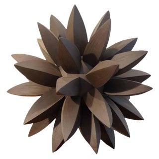 Ebony Star Sculpture