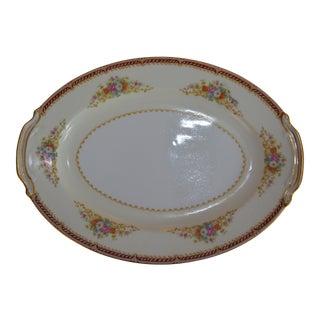 Noritake Occupied Japan Platter For Sale