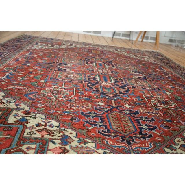 "Vintage Heriz Carpet - 8'1"" X 10'7"" - Image 4 of 10"