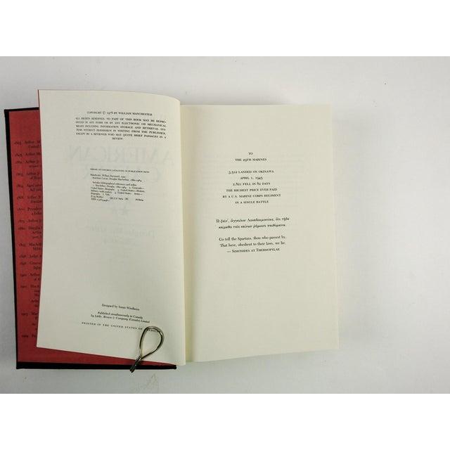 """American Caesar: Douglas MacArthur 1880 - 1964"" Military History Book For Sale - Image 4 of 7"