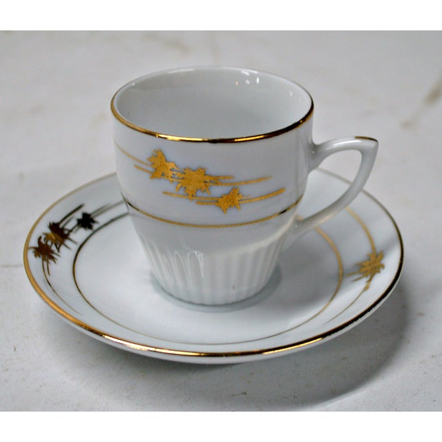 Regency Cups & Saucers with Hanger - Set of 6 - Image 6 of 7