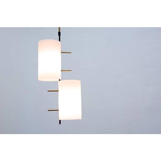 Stilnovo Mid-Century Modern Stilnovo Pendants For Sale - Image 4 of 10