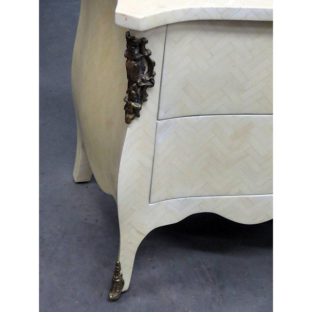 Pair of Enrique Garcia Commodes For Sale - Image 4 of 11